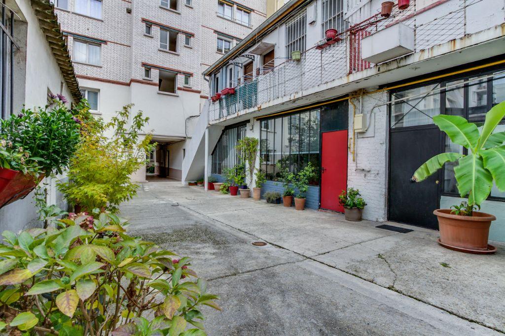 Achat appartement 2pièces 26m² - Paris 20ème arrondissement