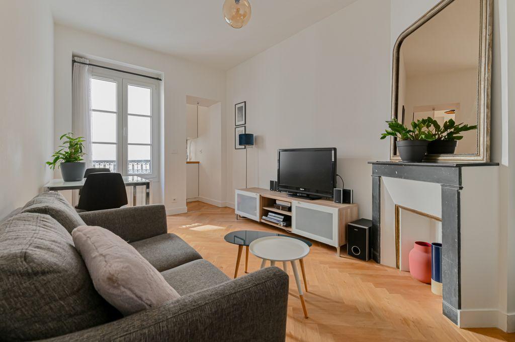 Achat appartement 2pièces 27m² - Paris 3ème arrondissement