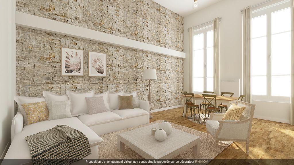 Achat appartement 2pièces 56m² - Paris 3ème arrondissement