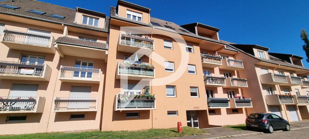 Achat appartement 2pièces 57m² - Saint-Avold