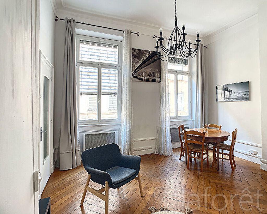 Achat appartement 2pièces 45m² - Lyon 6ème arrondissement