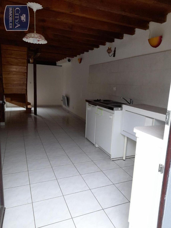 Achat duplex 2pièces 33m² - Fontaine