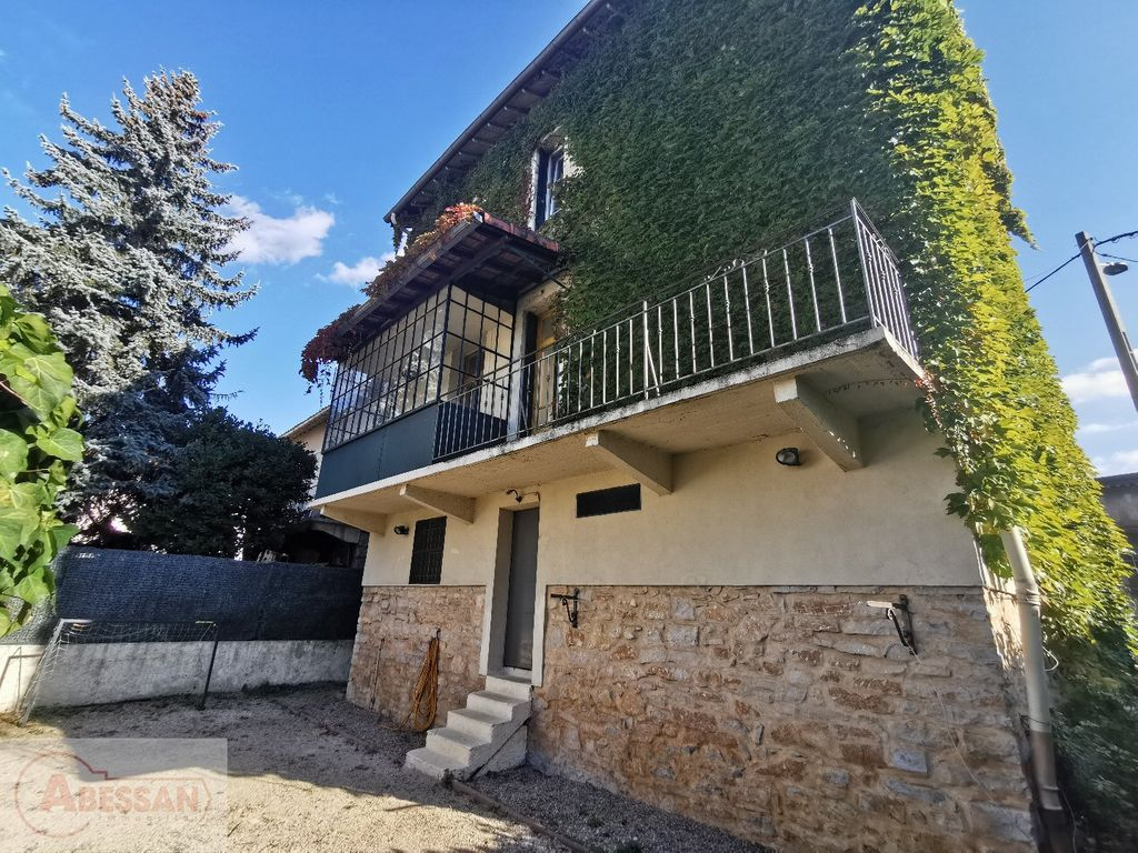 Achat maison 3chambres 138m² - Alès