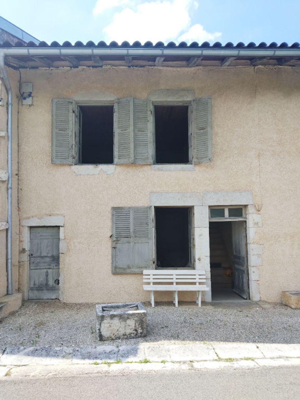 Achat maison 1chambre 102m² - Corveissiat