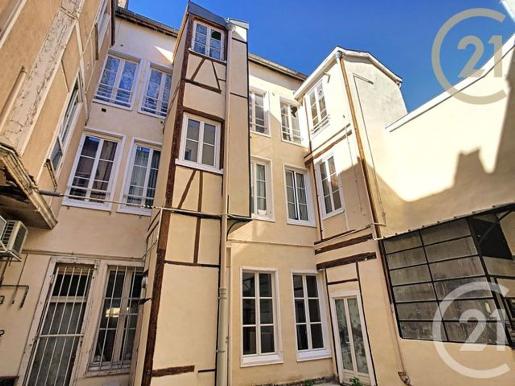 Achat appartement 3pièces 63m² - Troyes