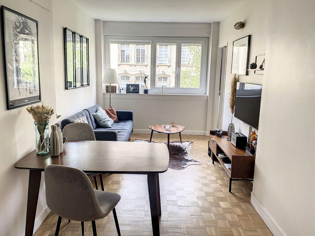 Achat appartement 3pièces 54m² - Lyon 6ème arrondissement