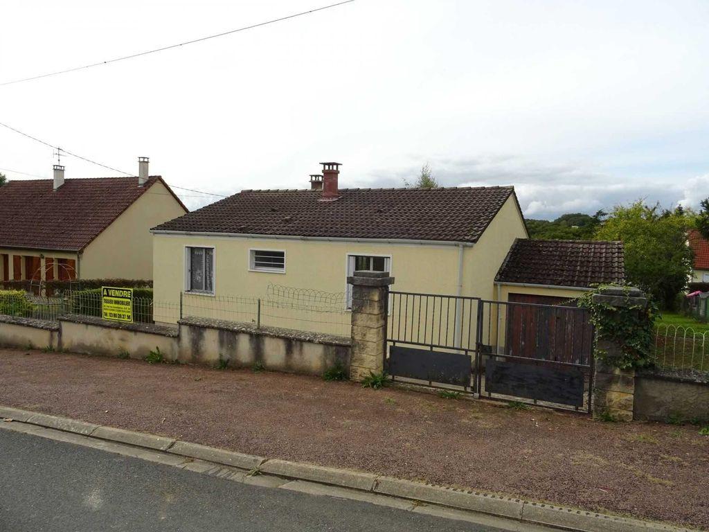 Achat maison 2chambres 75m² - Alligny-Cosne