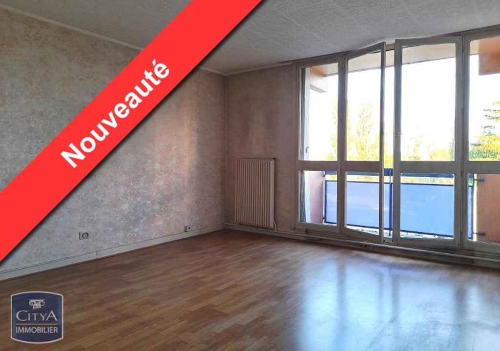 Achat appartement 4pièces 74m² - Mâcon