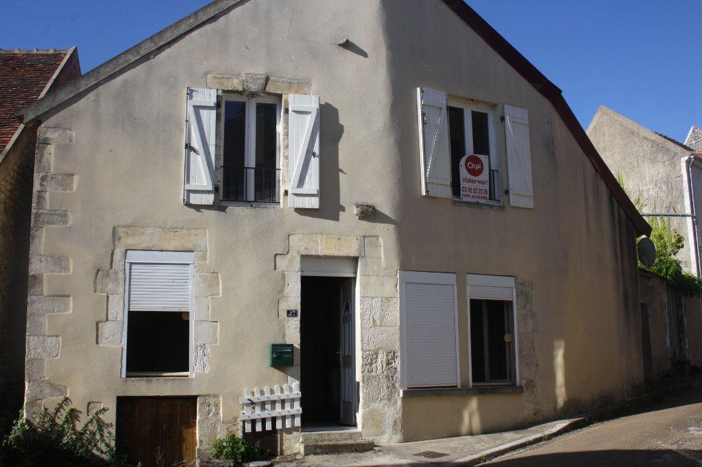 Achat maison 2chambres 89m² - Prégilbert