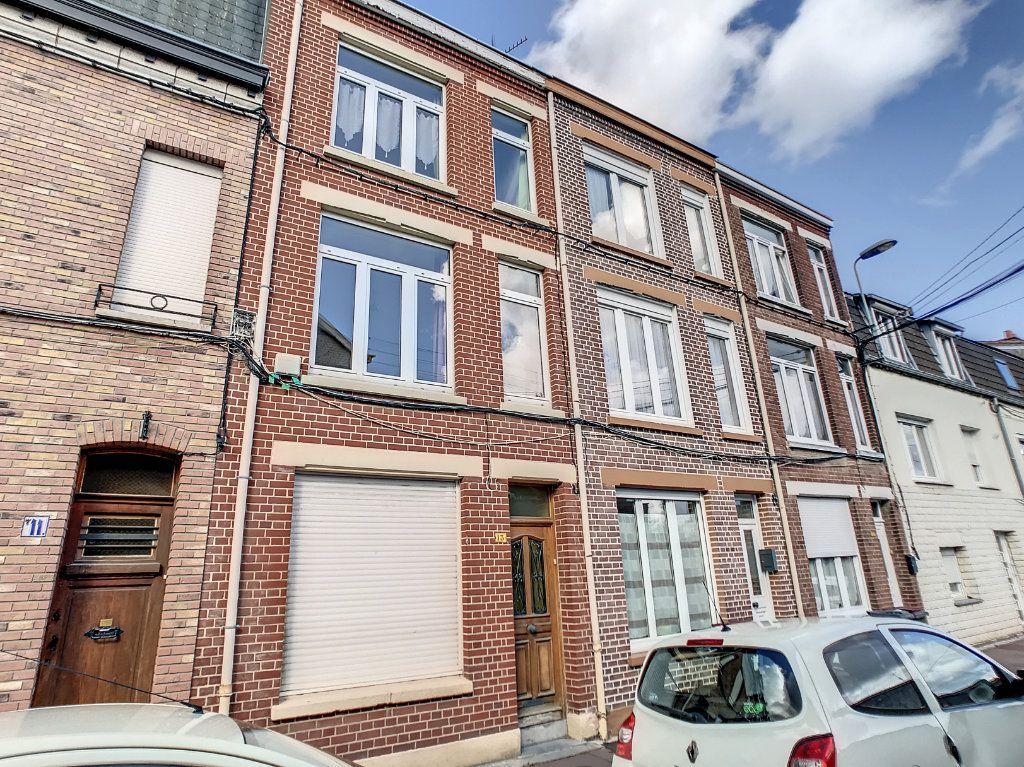 Achat maison 3chambres 88m² - Lille
