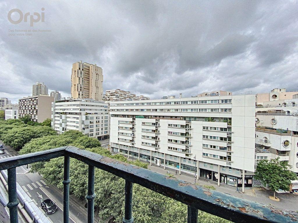 Achat studio 13m² - Paris 19ème arrondissement