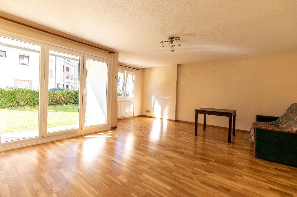 Achat appartement 2pièces 53m² - Strasbourg
