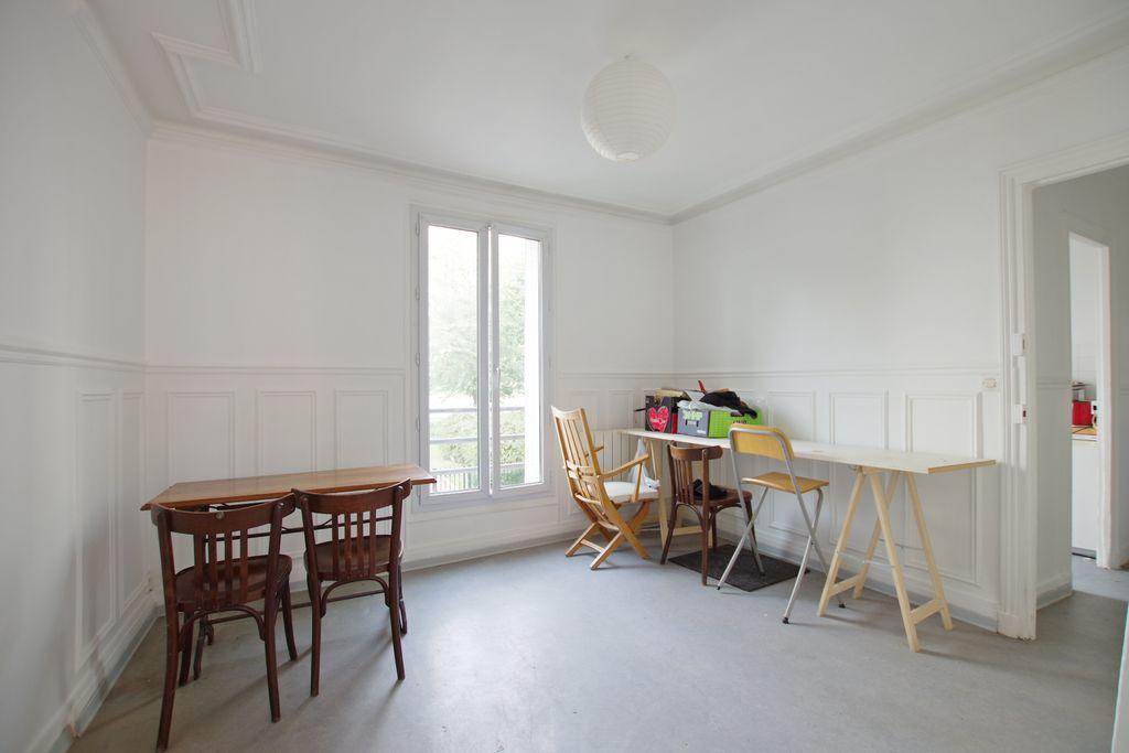 Achat appartement 2pièces 35m² - Paris 14ème arrondissement