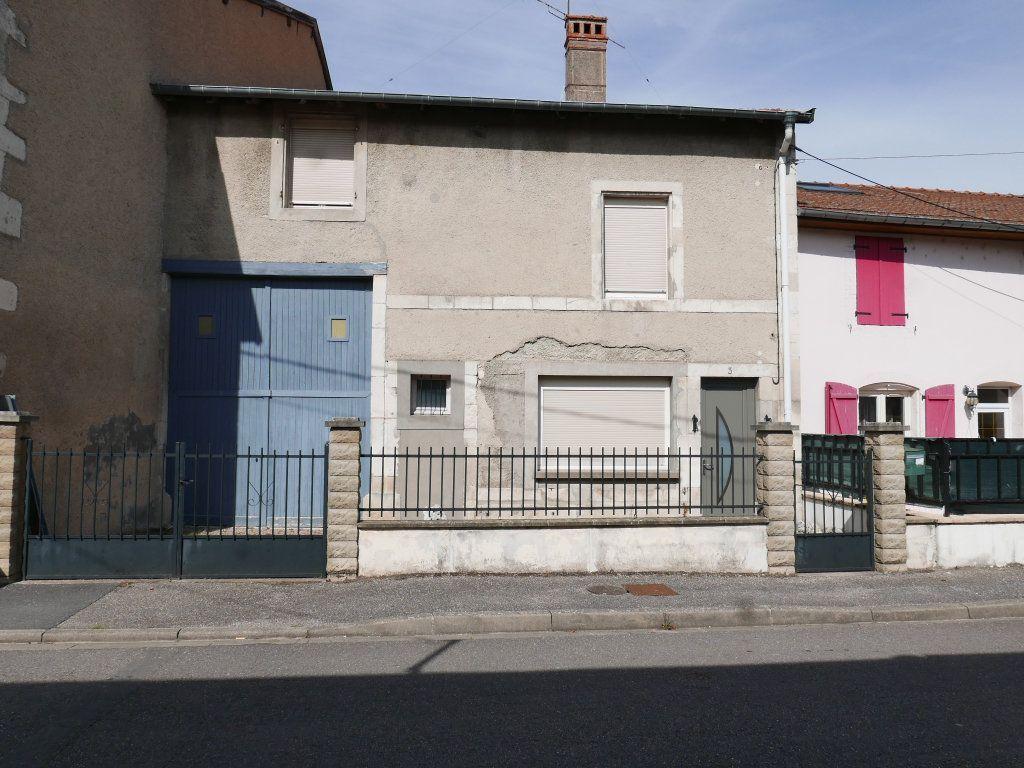 Achat maison 3chambres 116m² - Kœur-la-Petite