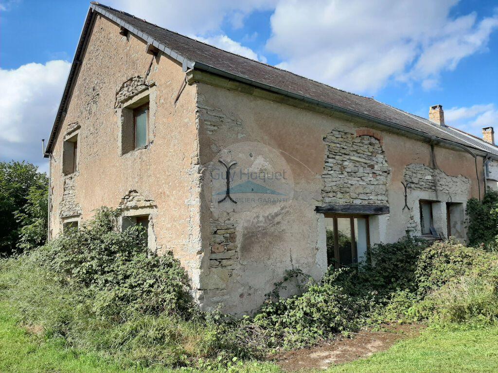 Achat maison 1chambre 180m² - Brazey-en-Morvan