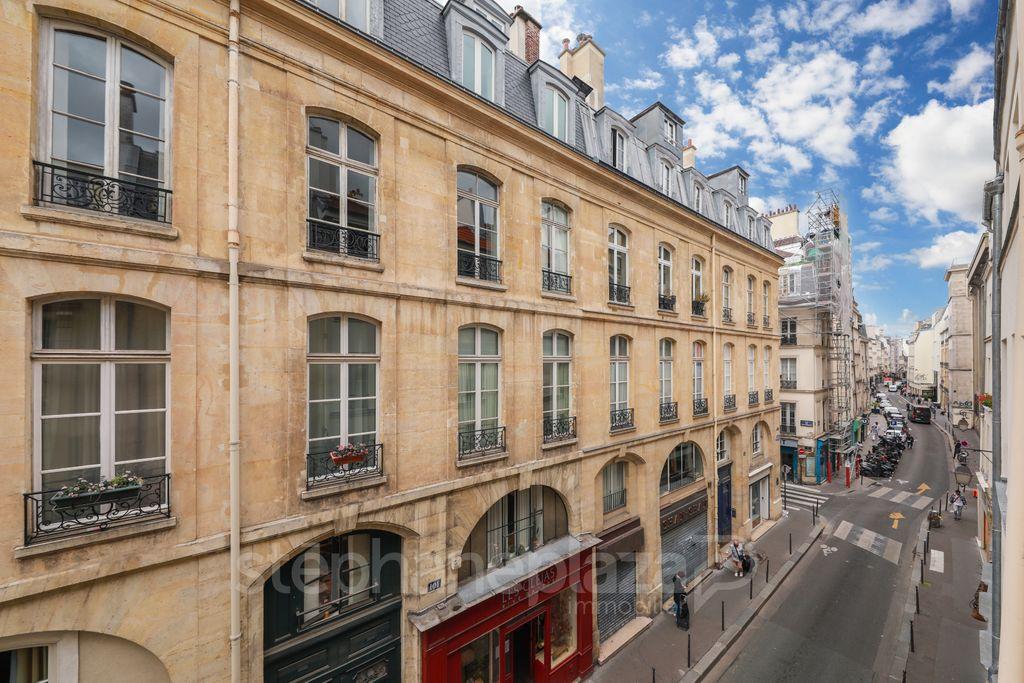 Achat studio 32m² - Paris 3ème arrondissement