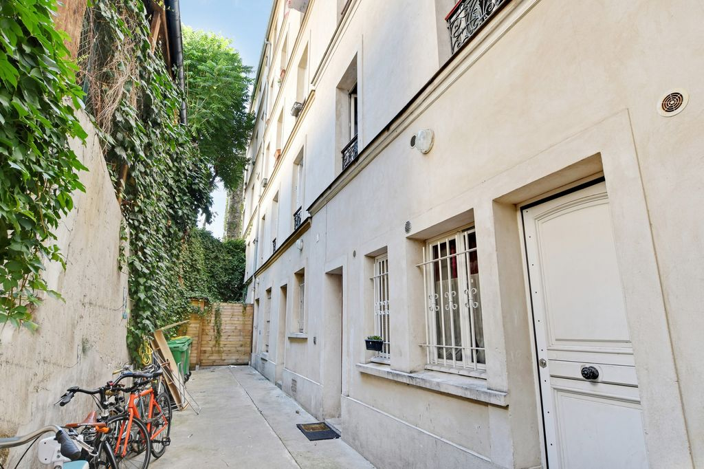 Achat appartement 2pièces 25m² - Paris 19ème arrondissement