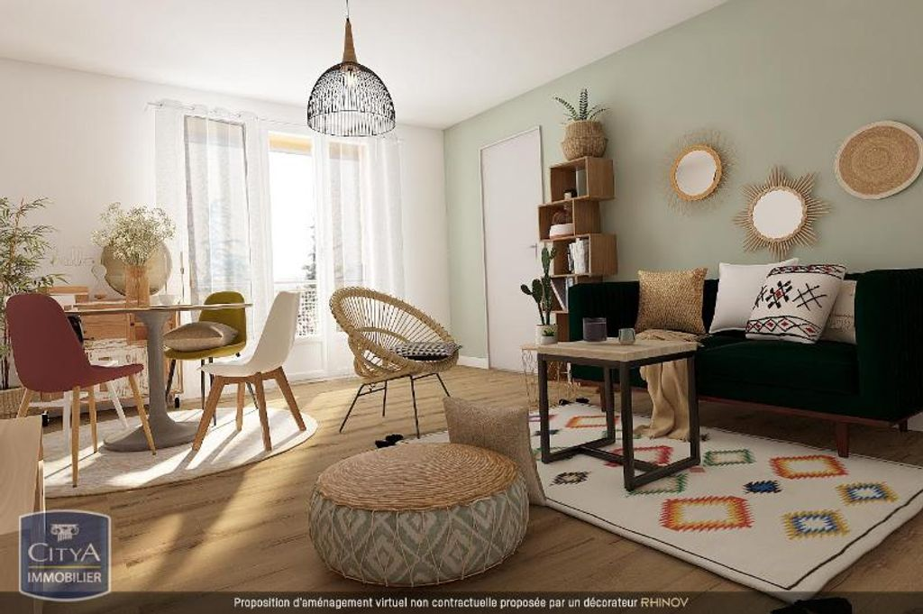 Achat appartement 3pièces 57m² - Avignon