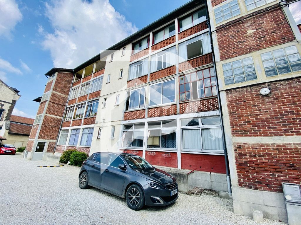 Achat appartement 3pièces 90m² - Troyes