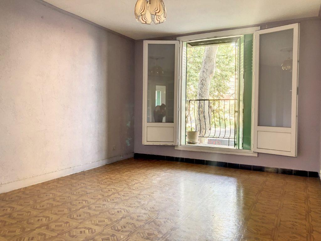 Achat appartement 3pièces 57m² - Marseille 3ème arrondissement