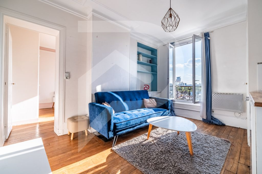 Achat appartement 2pièces 30m² - Paris 12ème arrondissement