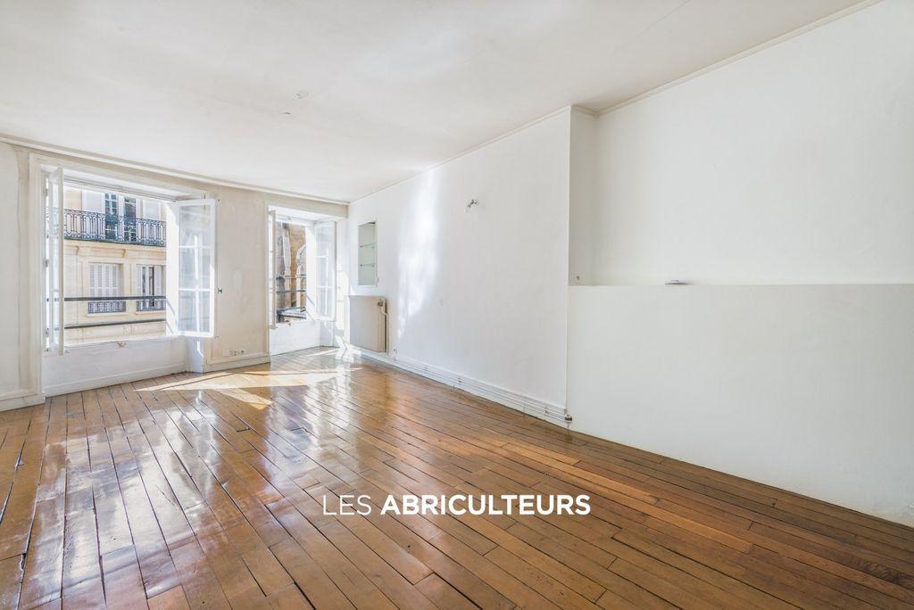 Achat studio 50m² - Paris 1er arrondissement