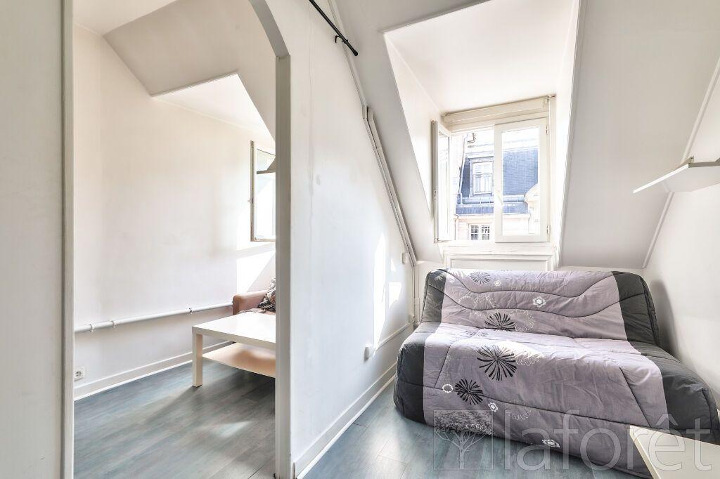 Achat appartement 2pièces 18m² - Paris 16ème arrondissement