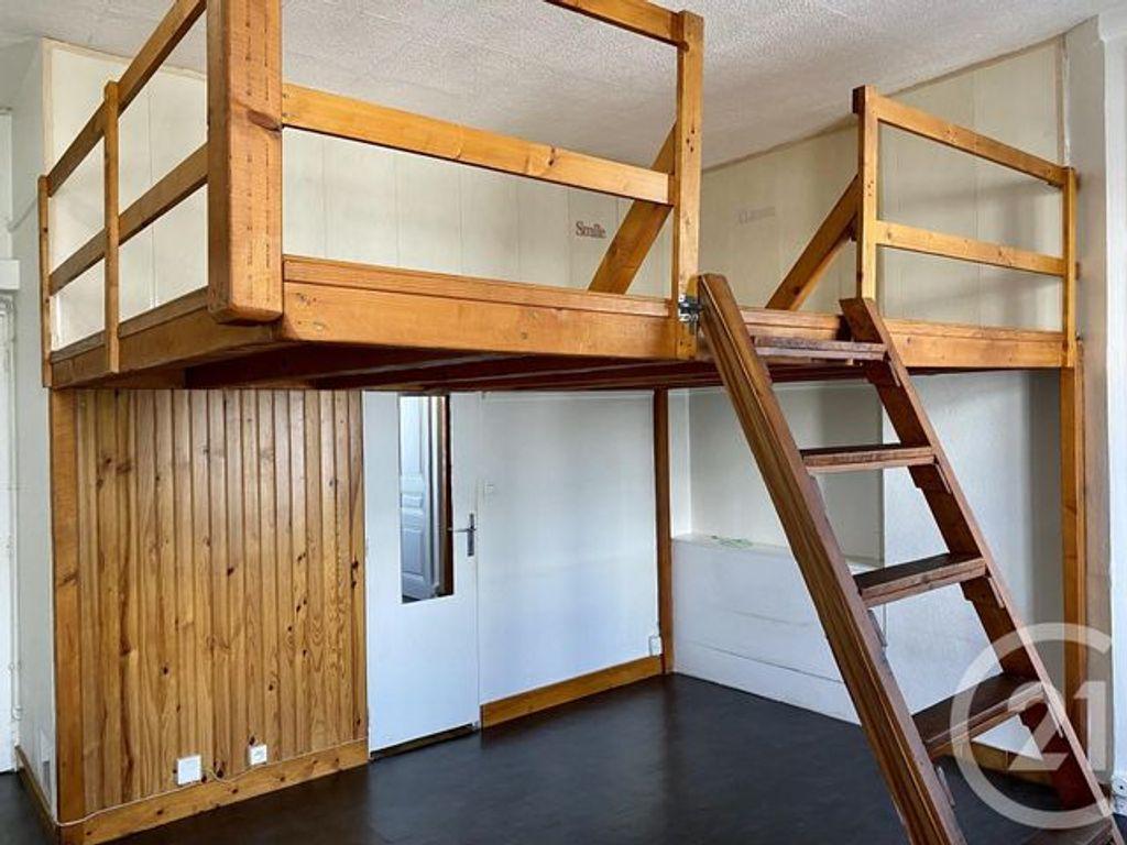 Achat studio 24m² - Lyon 3ème arrondissement