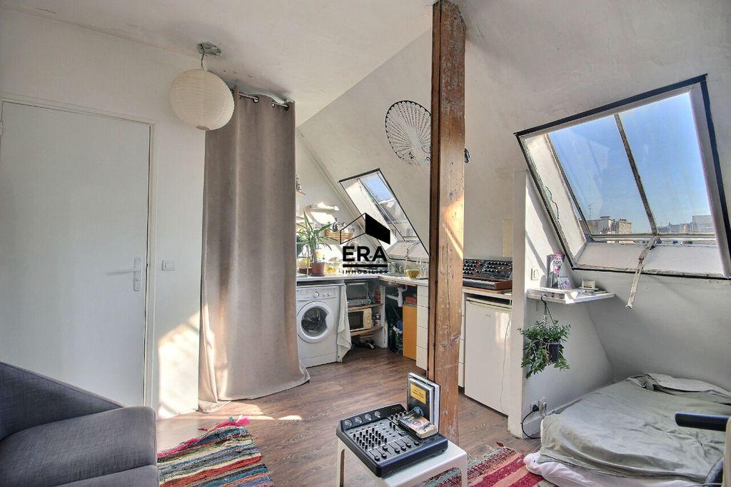 Achat studio 13m² - Paris 8ème arrondissement
