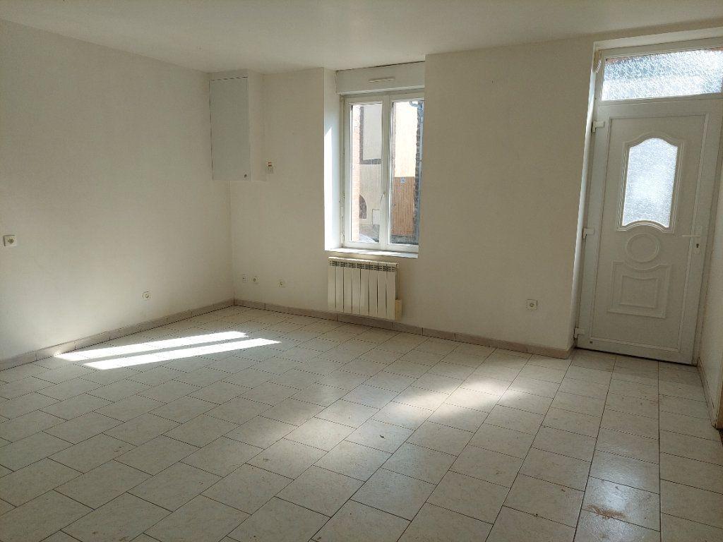 Achat maison 1chambre 52m² - Saint-Aubin-de-Locquenay