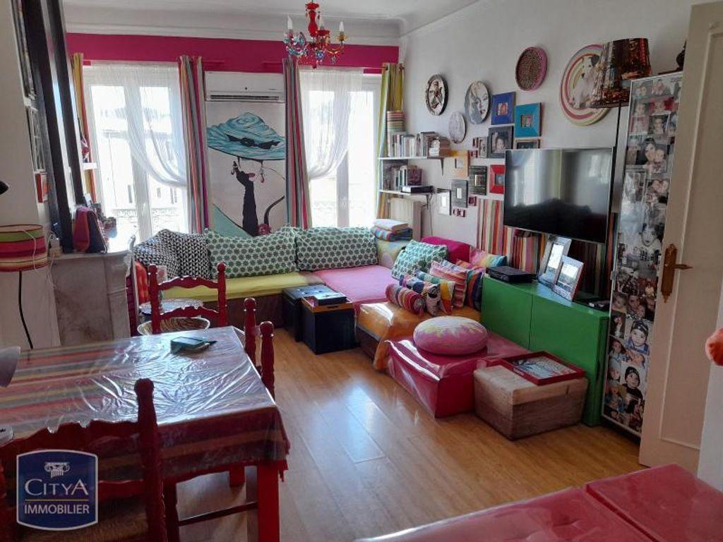 Achat appartement 4pièces 100m² - Marseille 6ème arrondissement
