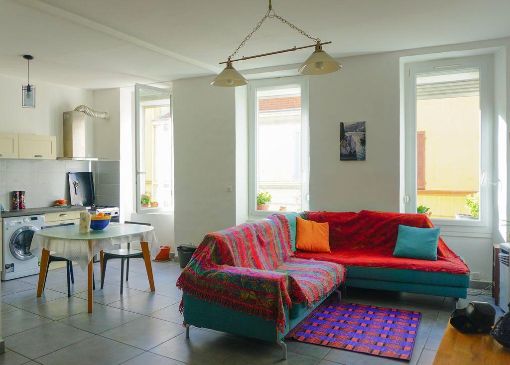 Achat appartement 3pièces 67m² - Marseille 16ème arrondissement