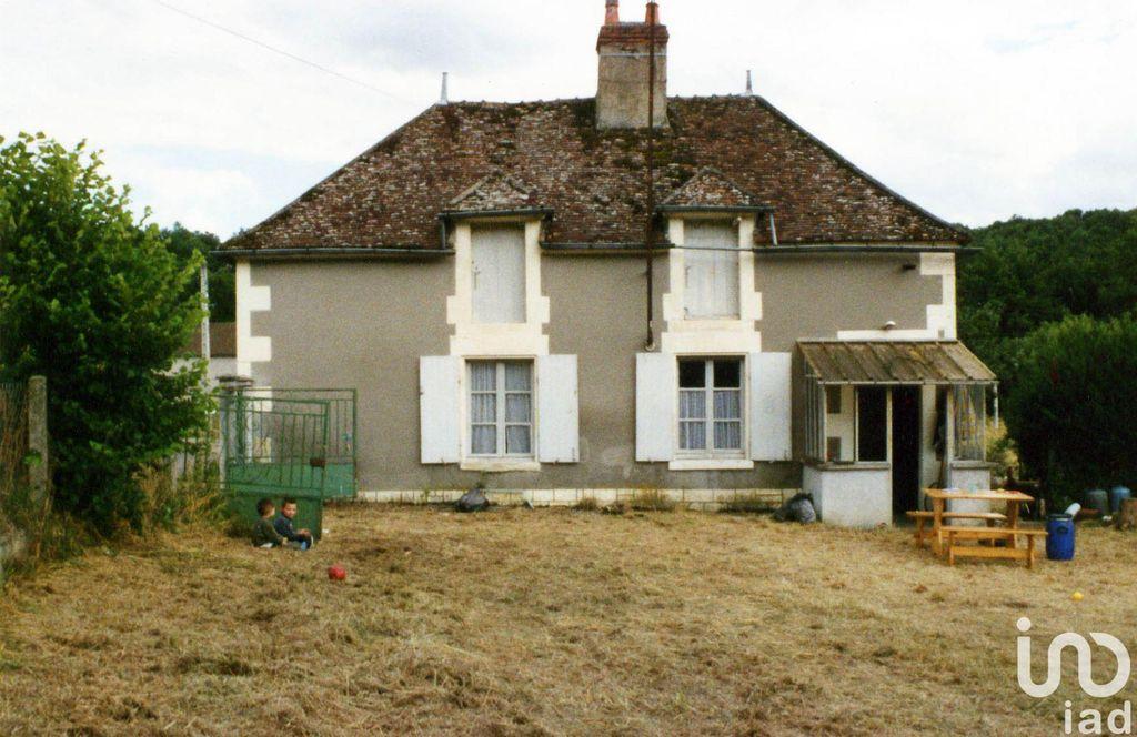 Achat maison 1chambre 64m² - Sainte-Colombe-des-Bois