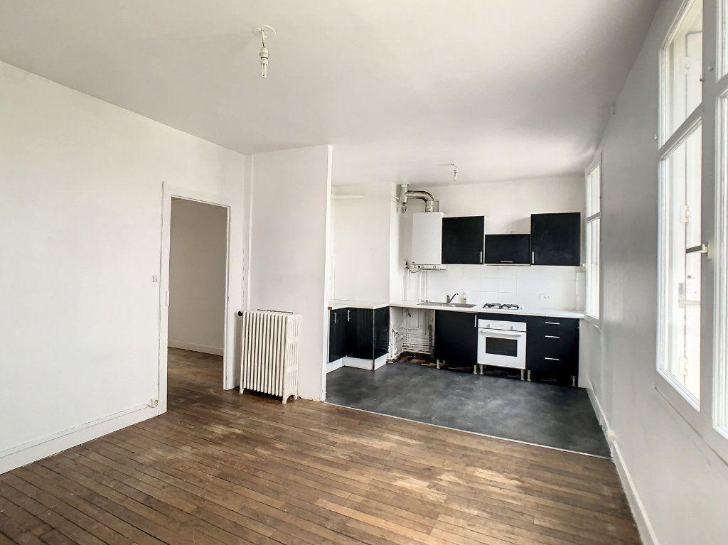 Achat appartement 3pièces 55m² - Tours