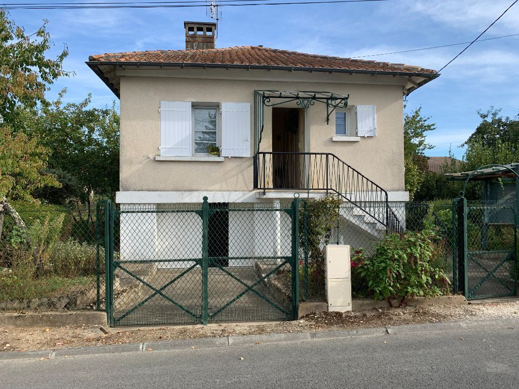 Achat maison 4chambres 67m² - La Rochefoucauld