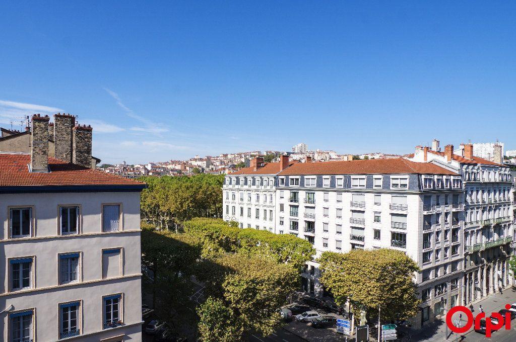 Achat appartement 3pièces 59m² - Lyon 6ème arrondissement