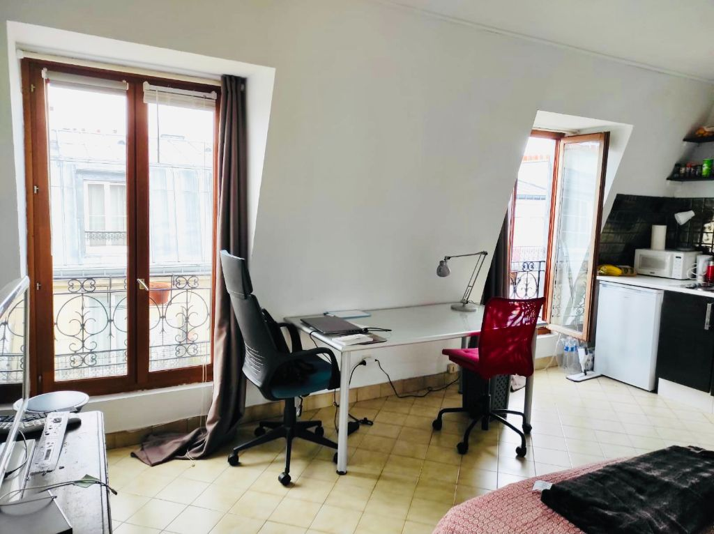 Achat studio 18m² - Paris 11ème arrondissement