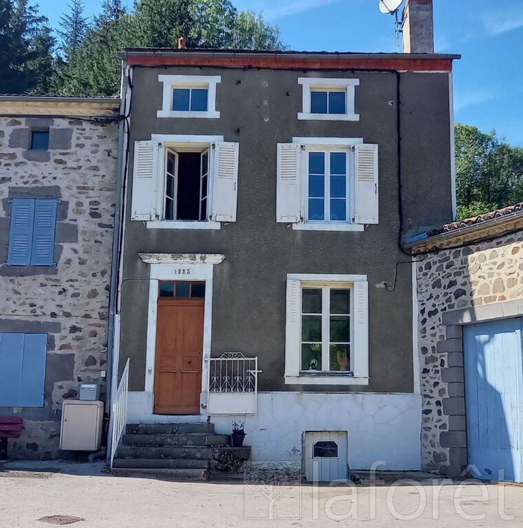 Achat maison 3chambres 80m² - Saint-Poncy