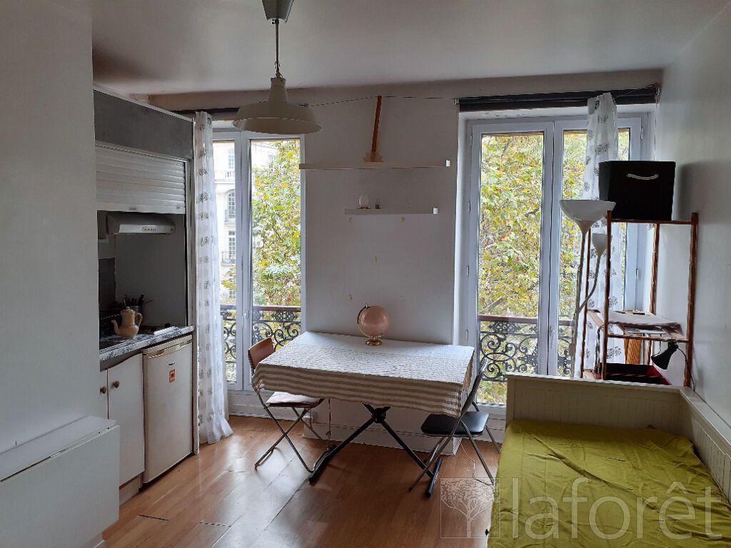 Achat studio 15m² - Paris 6ème arrondissement