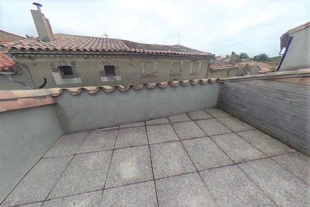 Achat maison 1chambre 46m² - Villasavary