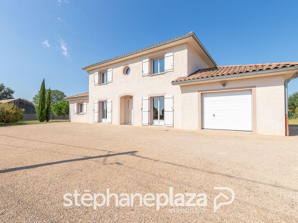Achat maison 4chambres 145m² - Chavannes-sur-Reyssouze