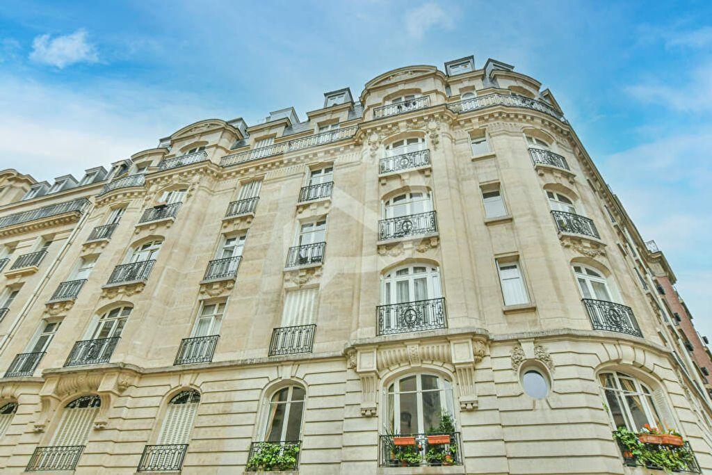 Achat studio 19m² - Paris 15ème arrondissement