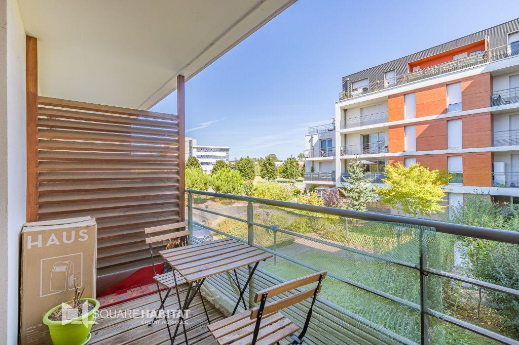 Achat appartement 2pièces 43m² - Tours