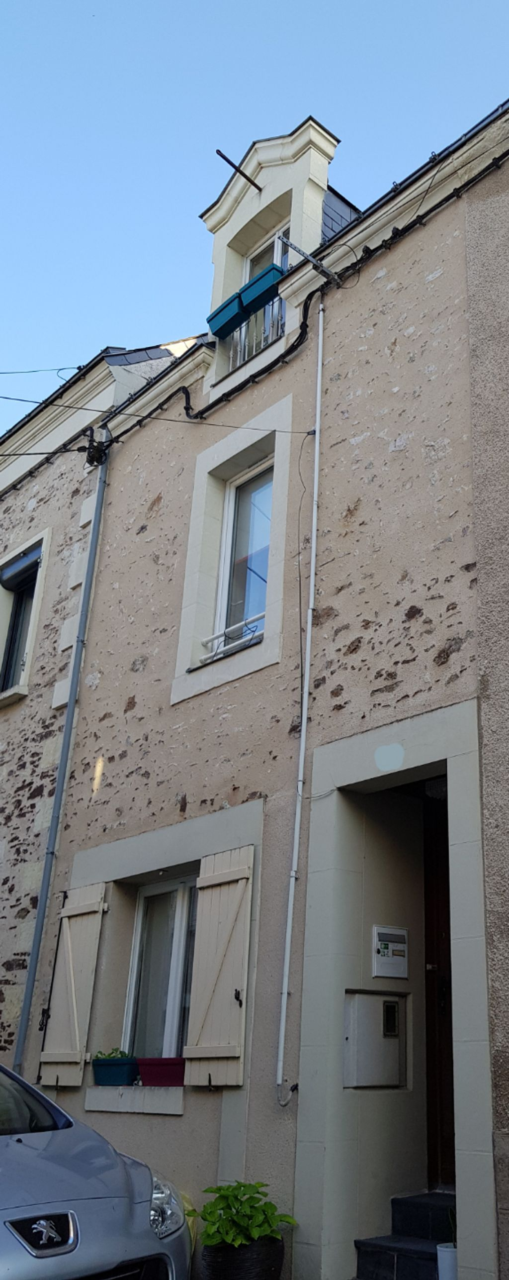 Achat maison 2chambres 95m² - Angers