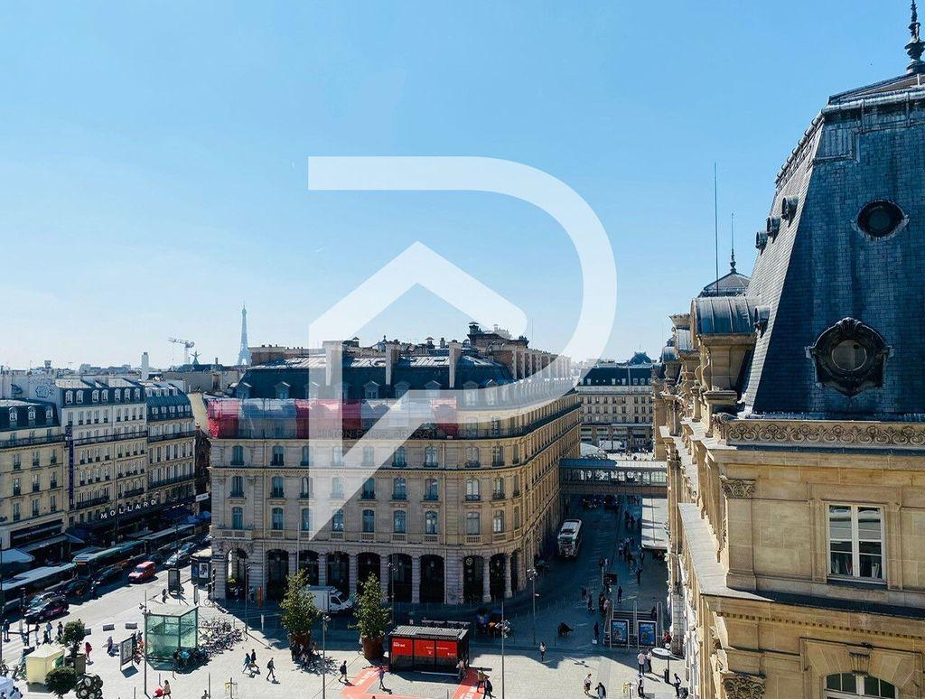 Achat appartement 2pièces 49m² - Paris 8ème arrondissement