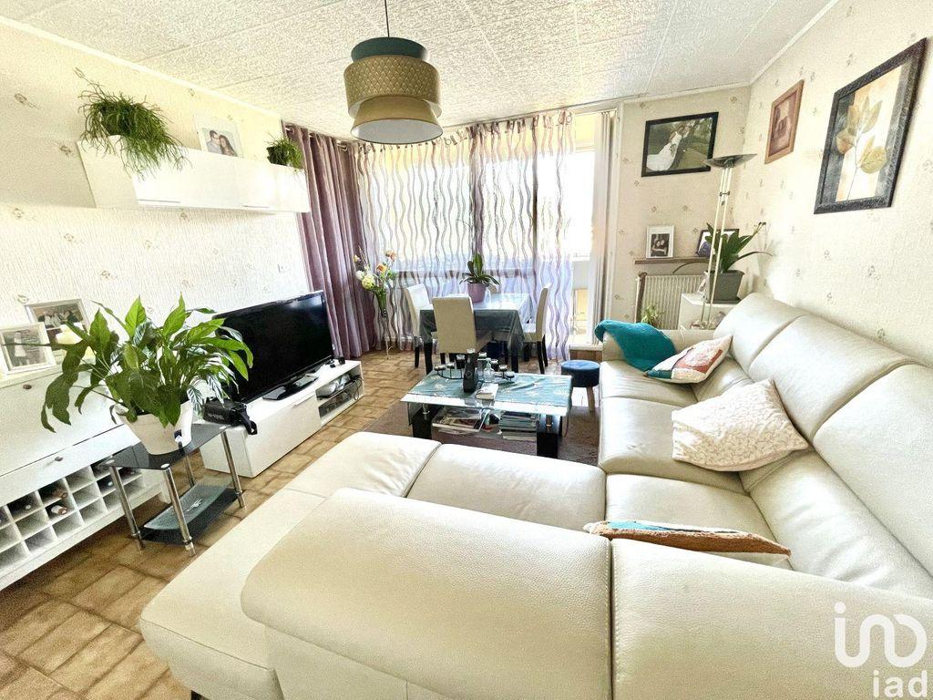 Achat appartement 4pièces 74m² - Tours