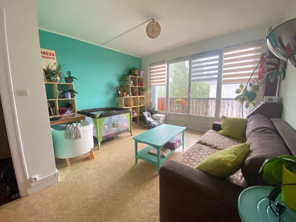 Achat appartement 3pièces 60m² - Nantes