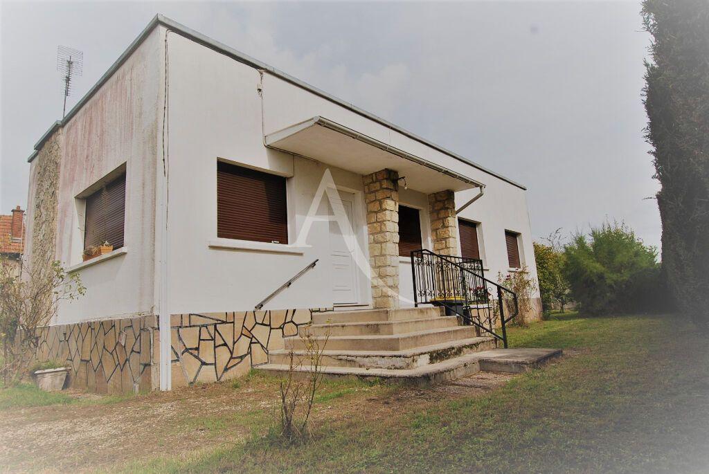 Achat maison 2chambres 72m² - Reims