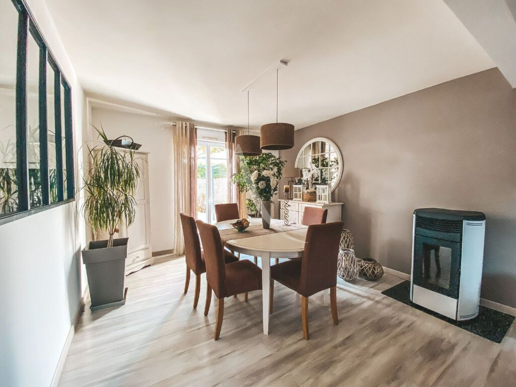 Achat maison 4chambres 101m² - Angers