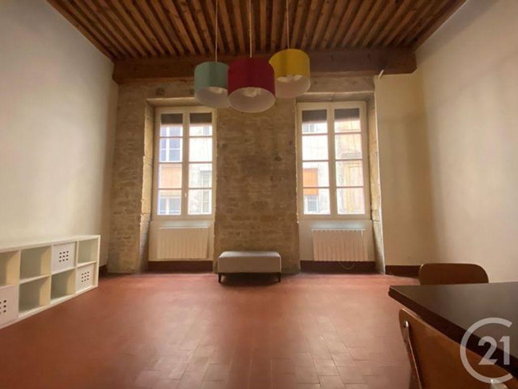 Achat appartement 2pièces 52m² - Lyon 1er arrondissement